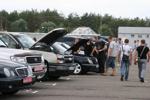 Тестирование подержанного автомобиля
