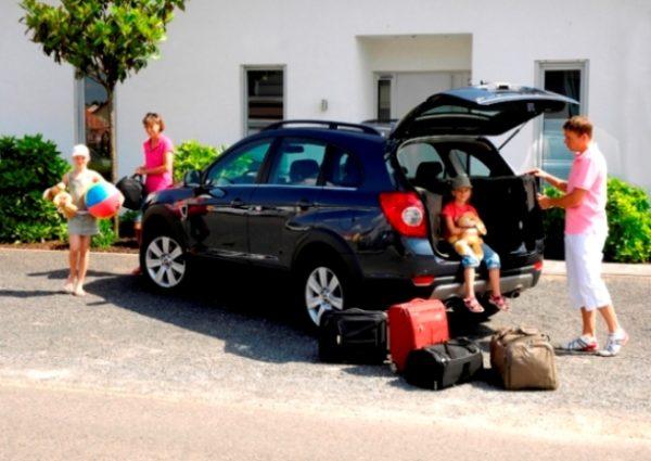 Готовим автомобиль к путешествию