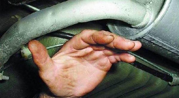 Ремонт глушителя своими руками
