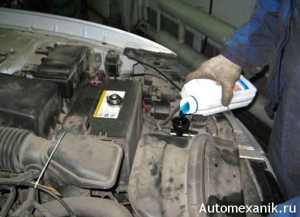 kuda uhodit antifriz 600x435 - Уходит вода из системы охлаждения двигателя