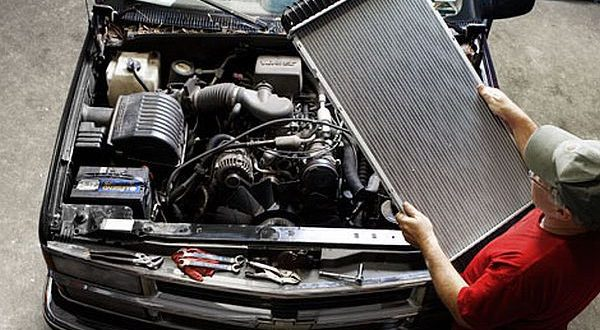 Обслуживание автомобильных радиаторов