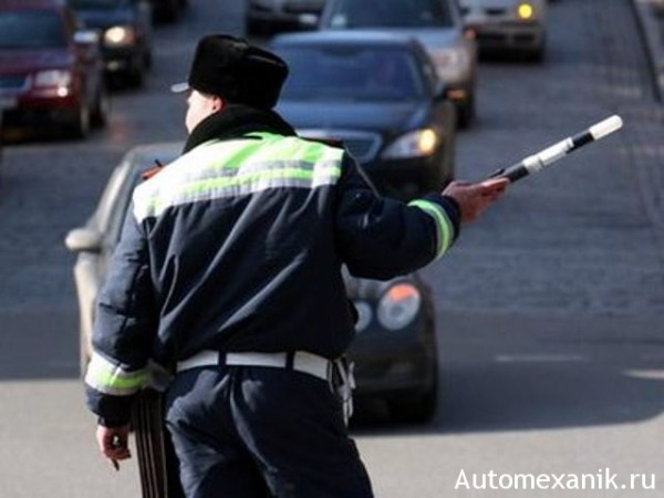 Всегда ли законны требования инспектора остановиться?