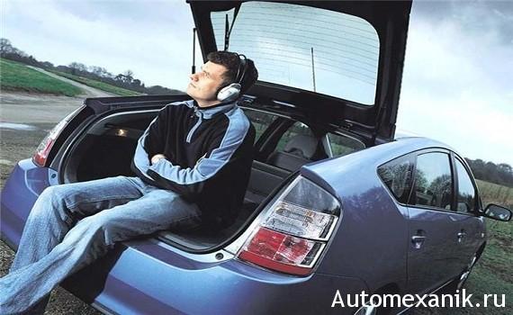 20 причин шума в автомобиле
