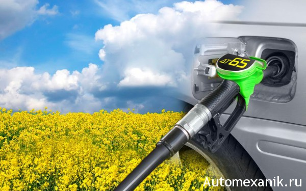 Что такое биотопливо