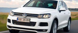 Volkswagen Touareg: советы покупателю