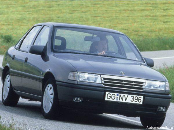 Opel Vectra Sedan 1988 года