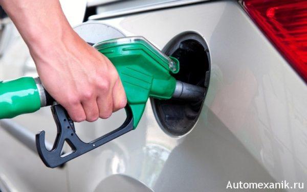 benzin-v-2017-godu